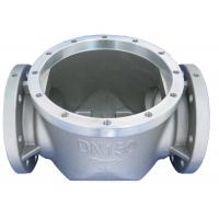 Quality Valves / Natural Gas Flowmeter Aluminium Casting Parts Material Spec A356 30kg Weight wholesale