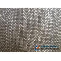 Quality AISI304 Herringbone Weave Wire Mesh, 8 to 100mesh, Used in the Dry Belt wholesale