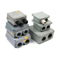 Quality Die Casting Electric Motor Parts For Motor Junction Box A518 wholesale