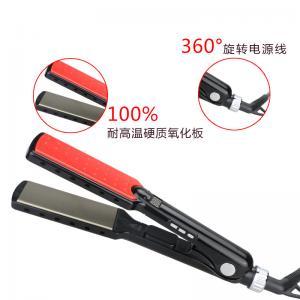 Quality Hair Straightener Flat Iron Hair Steam Straightener Hair Straightener Tourmaline Ceramic wholesale