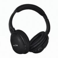 Buy cheap 2.4GHz Digital Wireless Headphones with USB Connector, Enhanced Usability and from wholesalers