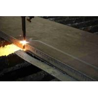 Quality Machine Part Plasma Laser Cutting Steel Plate For Metal Coating Machinery wholesale