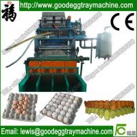 China Paper Pulp Injection Moulding machine China Manufacturer on sale