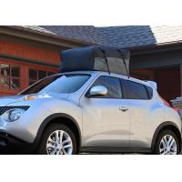 Quality Big Capacity Rack Luggage Rooftop Cargo Bag , Soft Car Roof Bag wholesale