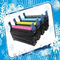 China Color printer cartridge C9720a for hp on sale