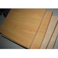 Cheap maple plywood of ec
