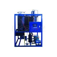 Quality Edible Transparent Tube Ice Making Machine1 Ton Water - Cooled High - Energy Efficiency wholesale