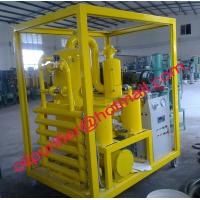 Quality Multi-founction Oil Purifier, Oiling/ Vacuum Pumping/ Oil Filtration/ Vacuum Drying wholesale