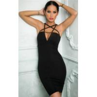 Cheap Professional Anti - Static Cut Out Bandage Dress For Evening / Formal for sale