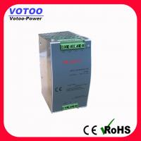Quality High Efficiency Metal 120W Single Output IN Rail Power Supply 12V 10A wholesale