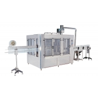 Quality Monoblock 24 Head Washing Filling Capping Machine CNP pump wholesale