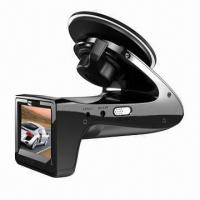 Buy cheap HD 1080p Safe Driving Guard Car DVR with TF Card from wholesalers