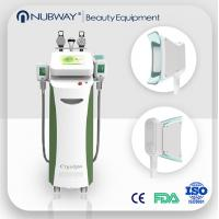 Quality Best effects 5 handles cryolipolysis body slimming beauty Device for clinic in advance wholesale