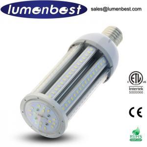 Quality E39 LED corn bulb 60W led corn light CETLUS+Retrofit ETL NUMBER:5000066 wholesale