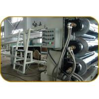Quality Air Conditioner Plastic Sheet Extrusion Line Recycled PET For Advertisement wholesale