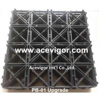 Quality PB-01 Upgrade interlock paver base for WPC decking wholesale