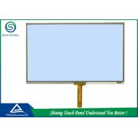 Quality 2.4 Inches ITO Film Digital Touch Panel Projected / X Y Matrix Touch Screen wholesale