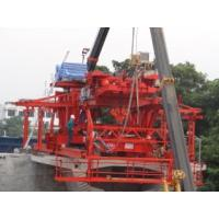 Quality Electric Winches Segment Lifter / Lifting Systems Mobility With Rubber Tyre Mounted wholesale
