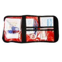 Buy cheap Family use emergency kit first aid kit from wholesalers