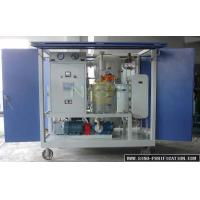 3000LPH VFD -50 Used Transofrmer Oil Filter Machine , Oil Purifier System SGS