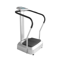 Quality Vibration Cardio Commercial Spin Bikes Exercise Equipment 1.5HP 200w Druable Effective With Display wholesale