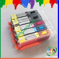 Quality dye ink refillable cartridge for Canon MX722 with PGI-250 CLI-251 chip wholesale