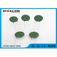 Quality PTC Inrush Current Limiter Resistor Overload / Overcurrent Protection Electrical Application wholesale