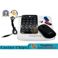 Quality Wireless Online Casino System / Casino Betting Systems Keyboard And Mouse wholesale