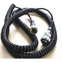 Quality Durable TPU Power Signal Adapter Coiled Power Cord Lead Vehicle Plane Electronics Usage wholesale