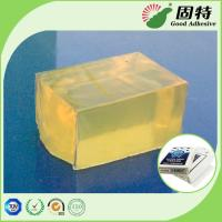 Quality Hot Melt Pressure Sensitive Adhesive Mainly Used for Box Sealing Such as Play Card Box and Tea Box wholesale
