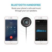 Quality Universal 3.5mm jack Bluetooth Car Kit Hands free Music Audio Receiver Adapter Auto AUX Kit for wholesale
