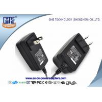 Quality CEC VI US Plug 12V 1A AC DC Power Adapter with UL Certificate For Humidifier wholesale