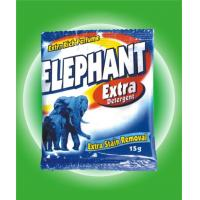 Household Extra detergent washing powder 15g for clothes stain removel