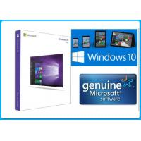 China OEM Windows 10 Product Key License Win10 Home 1pc Retail on sale