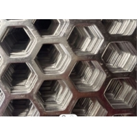 Honeycomb Perforated Metal Wire Mesh for sale