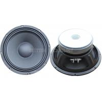 Quality 150 Watts 10'' Subwoofer Powered PA Speakers Black 8ohm With Ferrite Magnet wholesale