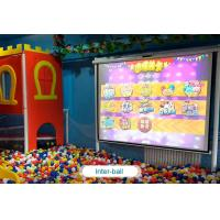 Cheap Interactive floor game projector interactive projection wall children game for sale