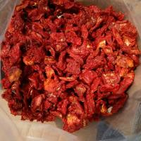 Quality Bright Red Sun Dried Tomato Flakes , Food Dehydrator Tomatoes wholesale
