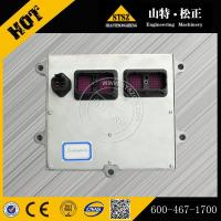China 600-467-1700 engine controller komatsu excavator spare parts for engines on sale