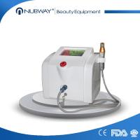 China Best Manufacturer portable Fractional RF microneedle / microneedle skin tightening machine on sale
