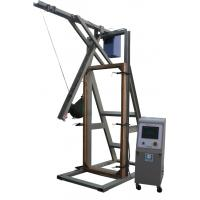 Buy cheap GB / T9962-1999 Shot - Bag Impact Testing Machine For Laminated Glass from wholesalers