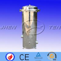 Quality Long Life Span Stainless Filter Housing For Biotechnology Easy To Operate wholesale
