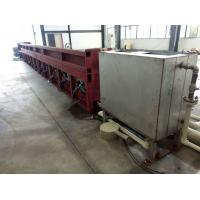 Quality Inverted Vertical Wire Drawing Machine / Low Carbon Steel Wire Drawing Equipment wholesale