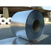 Quality Silver Hot Rolled 5052 Aluminum Coil Width 300-2600mm For Pressure Vessels wholesale