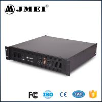 Stage Equipment Audio Sound System Powered Amplifier 2 Years Warranty