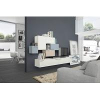 China Stable Structure Home Design TV Cabinet Contemporary Style Charming With Details on sale