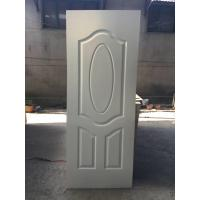 Buy cheap Size 640-950*2150mm, White Primer HDF Door Skin , Environmental Friendly, Model from wholesalers