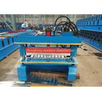 Quality G550 Mini Orb Roofing Corrugated Sheet Roll Forming Machine Fast Speed wholesale