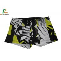 Quality Holiday Sexy Womens Printed Swim Shorts Plus Size Sublimation Printing wholesale