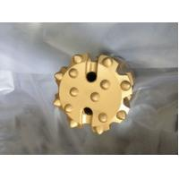 Quality Retrac 2 Flushing Hole Threaded Button Drill Bit 40° Angle For Ore Mining wholesale